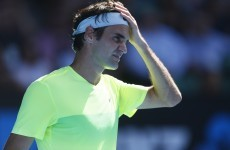 For the first time in 11 years, Roger Federer has failed to reach the Aussie Open semi-finals