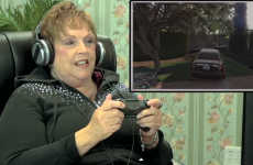 Old people play Grand Theft Auto for the first time, get intensely into it