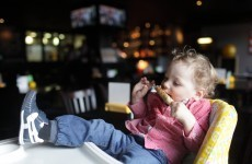 Poll: Children in restaurants ... we're okay with that, are we?