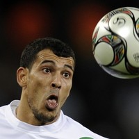 Would you take a Panenka to keep your team in a penalty shootout? Younis Mahmoud just did