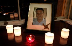 Two years on ... but no arrests: A community gathers to remember Garda Adrian Donohoe