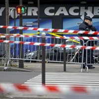 Paris supermarket gunman buried in unmarked grave