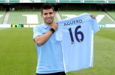 Aguero: I'm not perfect but I've plenty to offer