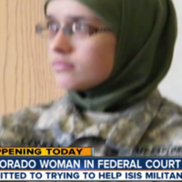 """Judge describes ISIS-bound US teen as """"a bit of a mess"""", jails her for four years"""