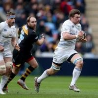 Leinster into Champions Cup quarters after hanging on for draw at Wasps