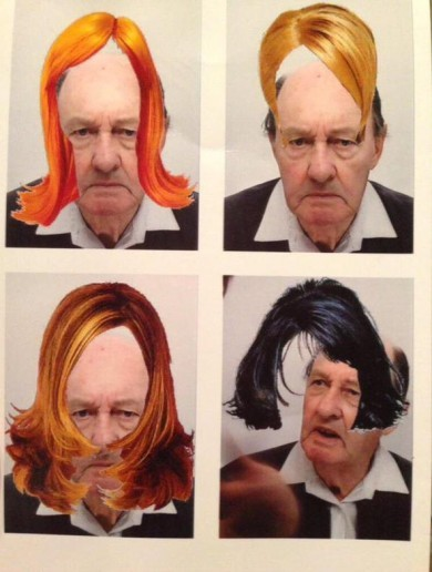 This grandad's amazing passport photo blunder is going viral