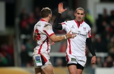 Ulster exit on a high as Darren Cave's hat-trick mauls Tigers