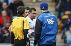 Should Ashley Johnson have seen red for this challenge on Dave Kearney?