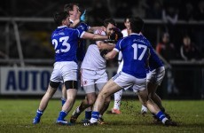 Tyrone retain the McKenna Cup after six-point win over Cavan