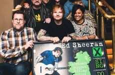 Here's what you missed at Ed Sheeran's Whelan's gig