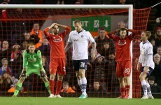 Liverpool's draw with Bolton denies unlucky punter £1million