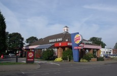 Woman leaves Burger King drive-thru with bag of cash instead of burgers