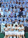 All the best pics as Blackrock open their 3 in-a-row Schools Cup bid with rout of Terenure