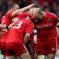 'Bittersweet' feeling for Foley as Munster's European season ends