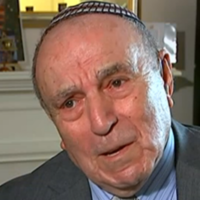 Holocaust survivor: 'I'm starting to see nasty things happen again in Europe'