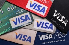€1 in every €3 spent in Ireland is now put on a Visa card