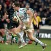 Jamie Roberts' highlights reel from the weekend is hugely impressive