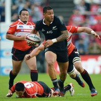 Wasps have confirmed the signing of an explosive All Blacks wing