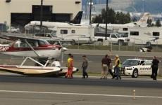 Planes collide over Alaska, killing 4