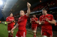 Munster get set for Lanzarote trip with Pro12 title now the 'one goal'