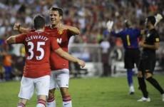 United finally beat Barcelona, and it matters not a jot