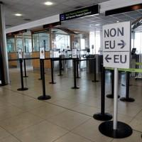 Ireland's new passport-checking civil servants started work today