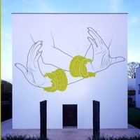 What if you turned your home into a piece of artwork?