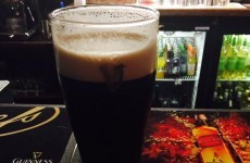 Is this the new Guinness pint glass?