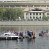 Nine killed after boat sinks in Moscow