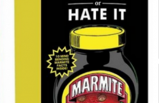There's going to be a Marmite Easter egg this year...