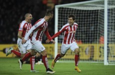 Remember Peter Kay's 'John Smith' volley? Bojan just gave us that in goal form