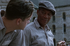 The M17 Tuam to Gort motorway gets the Shawshank Redemption treatment