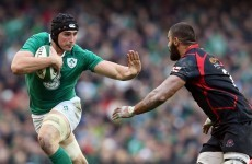 O'Donnell intent on nailing down Ireland's seven shirt for Six Nations