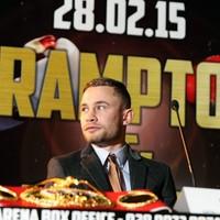 Ireland's Carl Frampton to defend world title on ITV