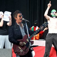 Noel Gallagher says he wants the Rubberbandits as his backing band
