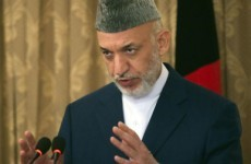 Karzai will meet with Taliban to discuss peace