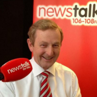 Enda Kenny went on Newstalk and Pat Kenny asked him about literally everything