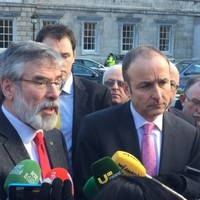 Here's why all of the opposition TDs walked out of the Dáil today...