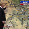 Weatherman deals admirably with graphics cock up