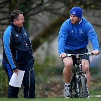 'People in Ireland love giving out': O'Brien has his say on 'unfair' criticism of Leinster