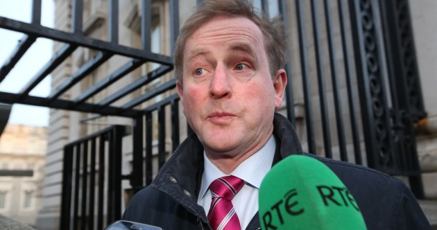 Will Enda finally do a TV debate?