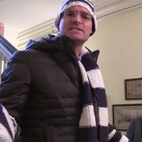 Deadly principal makes Let It Go-inspired video to alert students of snow day