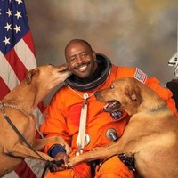 This astronaut's amazing NASA portrait just needs to be seen