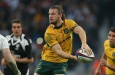 Rob Horne signs new Australia contract to end Munster interest