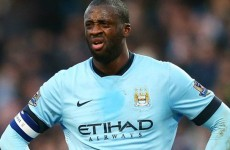 'We're working on it' - I want Yaya Toure at Inter, admits Roberto Mancini