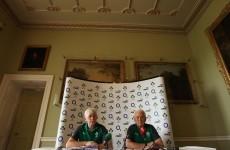 Irish management hopeful injury worries will win fitness fight