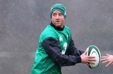 Schmidt challenges Wolfhounds to force his hand for Six Nations opener