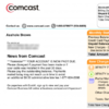 Customer tries to cancel cable account, has name changed to 'Asshole' on bill