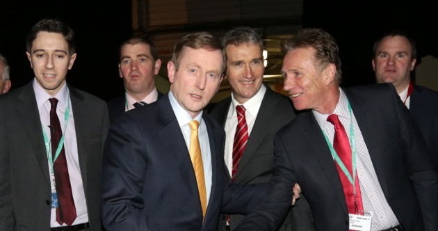 A lot of Fine Gael TDs were 'very nervous' before Christmas. So, how are they now?