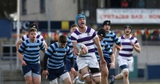 One of the favourites for the Leinster Schools Cup put out a strong statement today